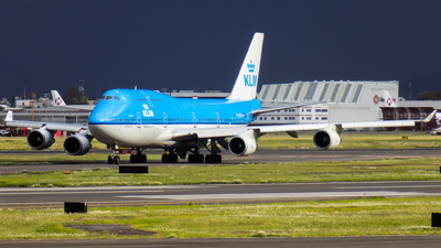 PH-BFK - Boeing 747-406(M) - KLM Royal Dutch Airlines