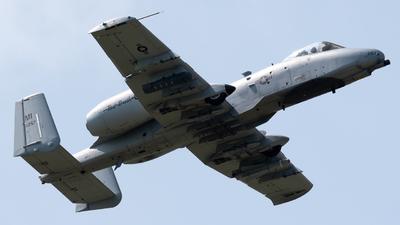 80-0257 - Fairchild A-10C Thunderbolt II - United States - US Air Force (USAF)