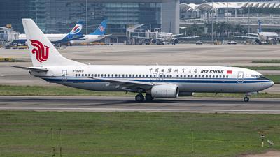 B-5329 - Boeing 737-86N - Air China