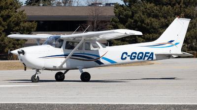 C-GQFA - Cessna 172M Skyhawk - Canadian Flyers