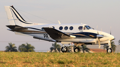 PR-XIB - Beechcraft C90 King Air - Private