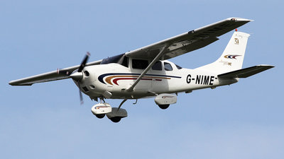 G-NIME - Cessna T206H Stationair TC - Private