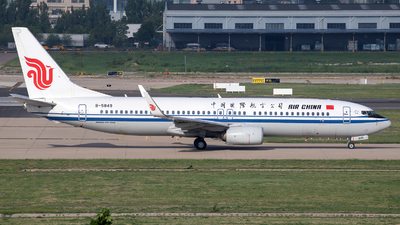 B-5849 - Boeing 737-89L - Air China