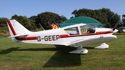 G-GEEP - Robin R1180TD Aiglon - Private