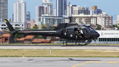 EB1006 - Helibrás HA-1 Esquilo - Brazil - Army