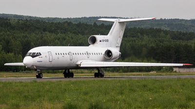 RA-42408 - Yakovlev Yak-42D - Kras Avia
