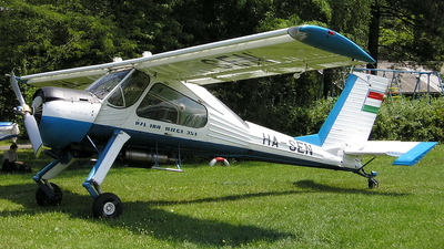 HA-SEN - PZL-Okecie 104 Wilga 35A - Private