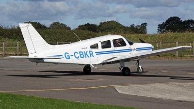 G-CBKR - Piper PA-28-161 Warrior III - Private