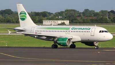 D-ASTA - Airbus A319-112 - Germania