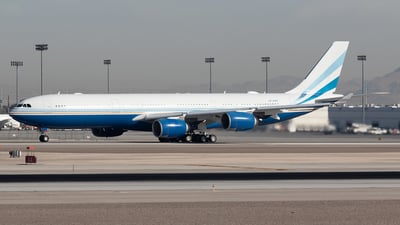 VP-BMS - Airbus A340-541 - Las Vegas Sands Corporation