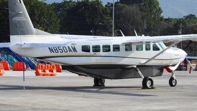 N850AM - Cessna 208B Grand Caravan EX - Private