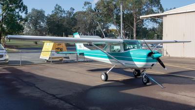 VH-KQU - Cessna 150H - Private