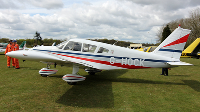 G-HOCK - Piper PA-28-180 Cherokee D - Private