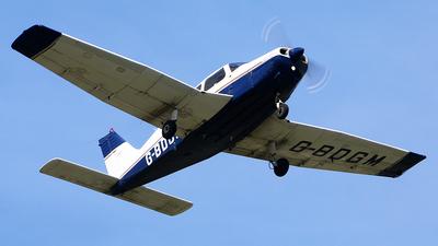G-BDGM - Piper PA-28-151 Cherokee Warrior - Private