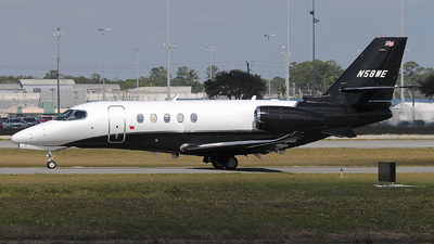 N58WE - Cessna Citation Latitude - Private