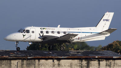 TG-TAG - Embraer EMB-110P1 Bandeirante - TAG Airlines - Transportes Aéreos Guatemaltecos