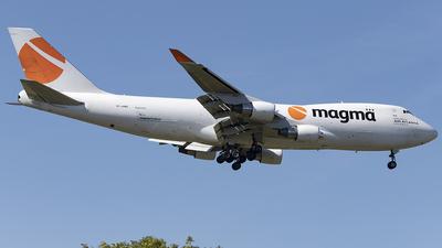 A picture of TFAMC - Boeing 747412F - Air Atlanta Icelandic - © Sam Randles