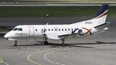 VH-ZLX - Saab 340B - Regional Express (REX)
