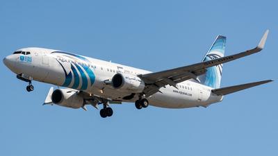 SU-GDB - Boeing 737-866 - EgyptAir