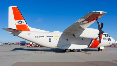2710 - Alenia C-27J Spartan - United States - US Coast Guard (USCG)