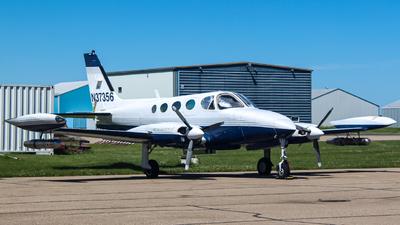 N37356 - Cessna 340A - Aerolease