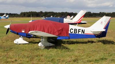 G-CBFN - Robin HR100/200B Royale - Private