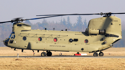 13-08140 - Boeing CH-47F Chinook - United States - US Army