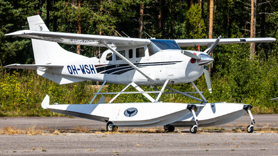 OH-WSH - Cessna 206H Stationair - Private