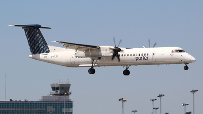 C-GLQL - Bombardier Dash 8-Q402 - Porter Airlines
