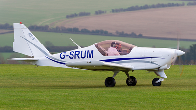 G-SRUM - Aero AT-3-R100 - Private