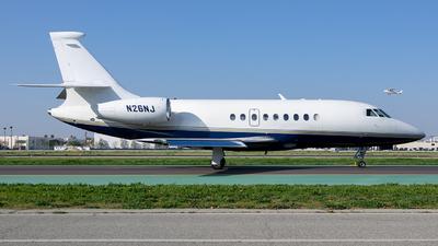 N26NJ - Dassault Falcon 2000 - Private