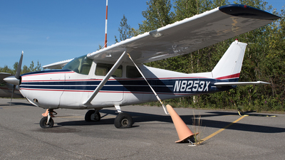 N8253X - Cessna 172C Skyhawk - Private