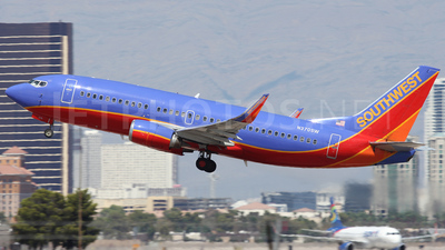 N370SW - Boeing 737-3H4 - Southwest Airlines