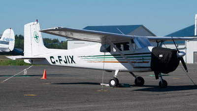 C-FJIX - Cessna 172 Skyhawk - Private
