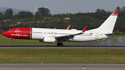LN-DYD - Boeing 737-8JP - Norwegian