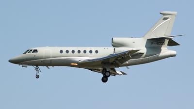 F-HCDD - Dassault Falcon 50EX - Private