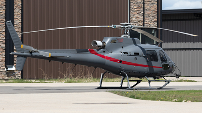 C-FZQW - Eurocopter AS 350B3 Ecureuil - Switchback Helicopters