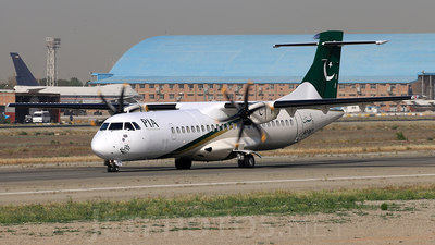 AP-BKY - ATR 72-212A(500) - Pakistan International Airlines (PIA)