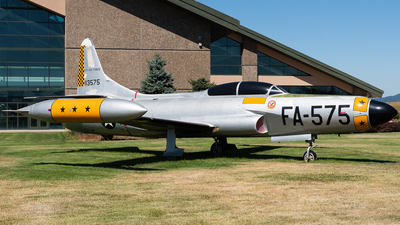 51-13575 - Lockheed F-94C Starfire - United States - US Air Force (USAF)