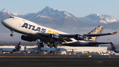 N497MC - Boeing 747-47UF(SCD) - Atlas Air