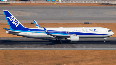 JA620A - Boeing 767-381(ER) - All Nippon Airways (Air Japan)