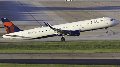 N366DX - Airbus A321-211 - Delta Air Lines