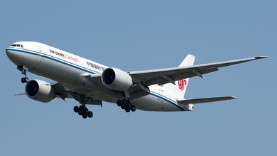 B-2095 - Boeing 777-FFT - Air China Cargo