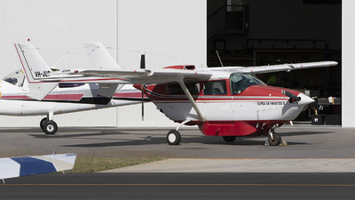 VH-JUP - Cessna 337F Super Skymaster - Private