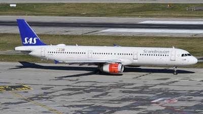 A picture of LNRKK - Airbus A321232 - SAS - © Sven Stephan