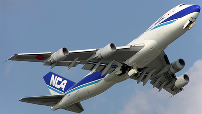 JA8168 - Boeing 747-281F(SCD) - Nippon Cargo Airlines (NCA)