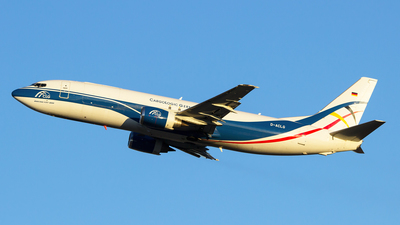 A picture of DACLG - Boeing 73746J(SF) -  - © Simone Previdi
