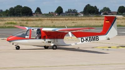D-KBMB - Brditschka HB23/2400 - Aeroclub Melli Beese