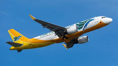RP-C4100 - Airbus A320-214 - Cebu Pacific Air