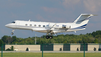 N171AM - Gulfstream G-III - Private
